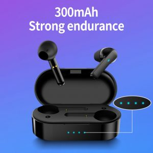 Unchained Warrior Bluetooth Wireless Earphone T10 TWS Earphones Sport Headphones Stereo Bass Noise Cancelling Headset Earbud With Mic Charging box