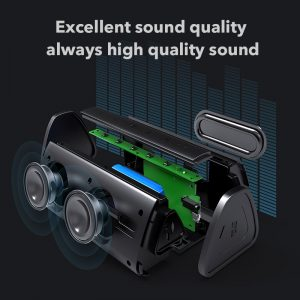 Mifa Bluetooth Portable Wireless Loudspeaker Sound System 10W stereo Music Surround Waterproof Outdoor Speaker