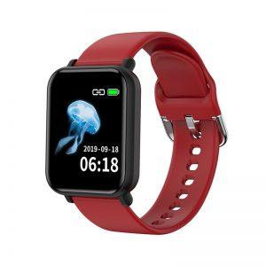 Unchained Warrior Smart Watch with Blood Pressure, Oximeter, Pedometer Waterproof Sport Tracker